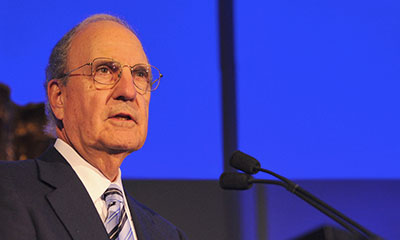 About george mitchell